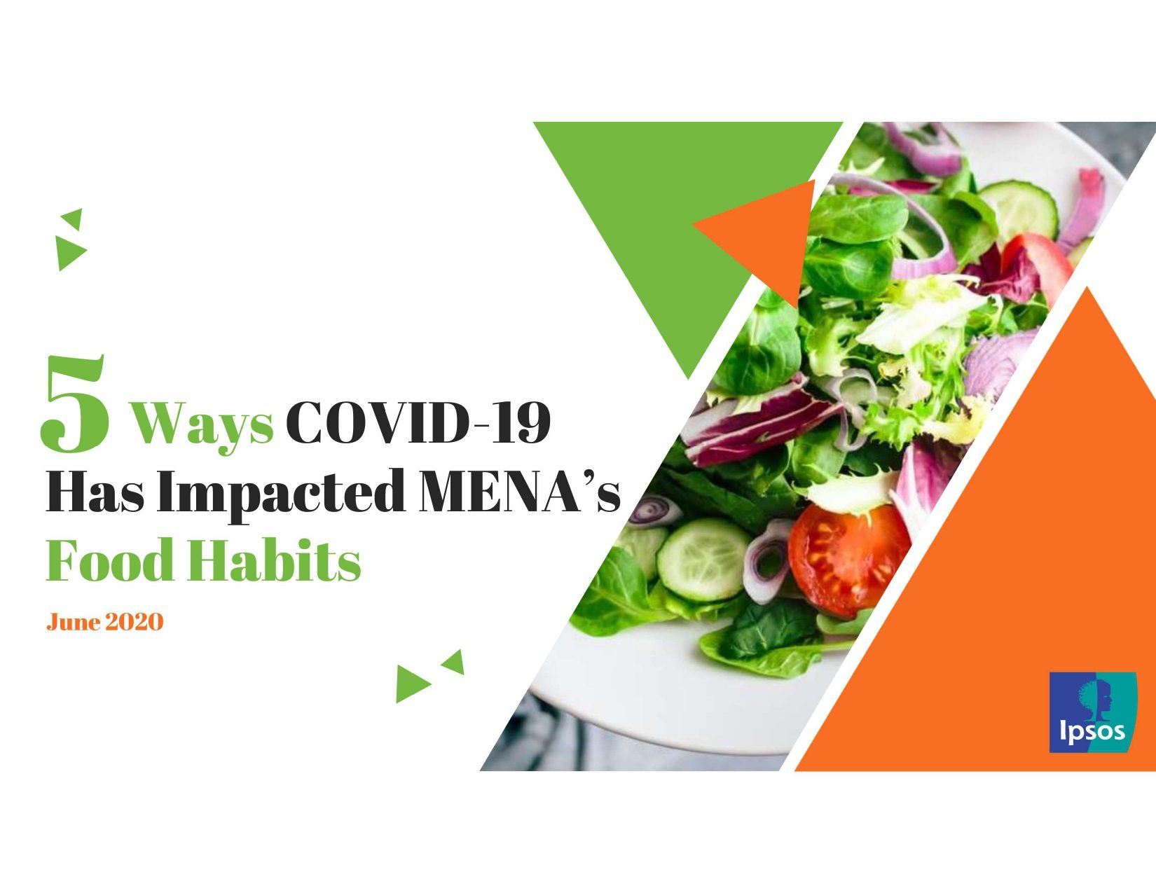 Five ways food habits after covid-19
