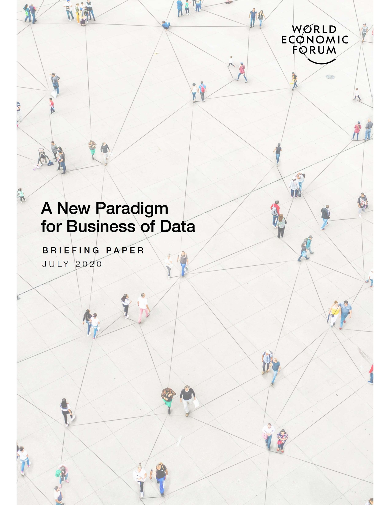 A new Paradigm for Business of Data