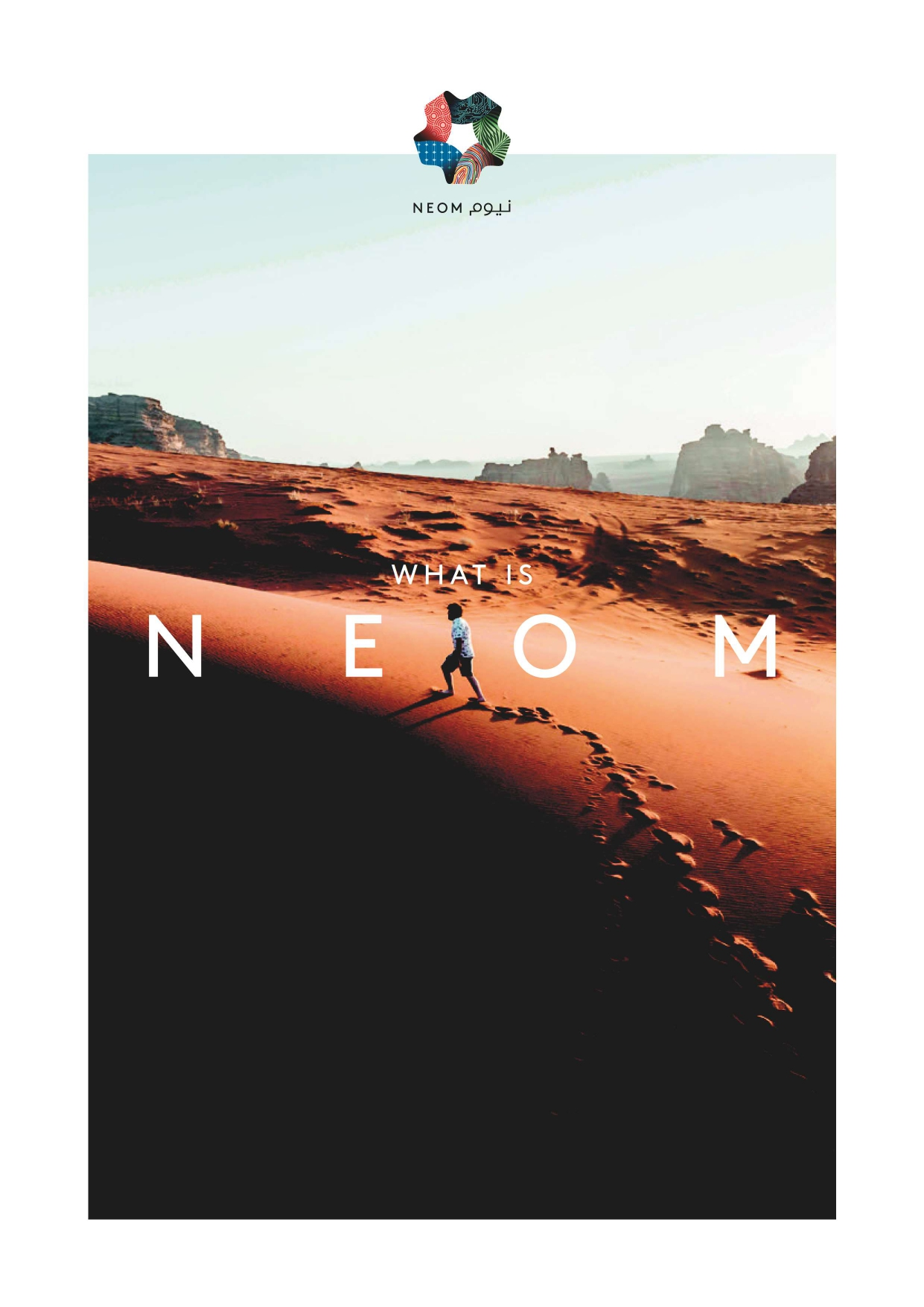 What Is NEOM ? Infographic