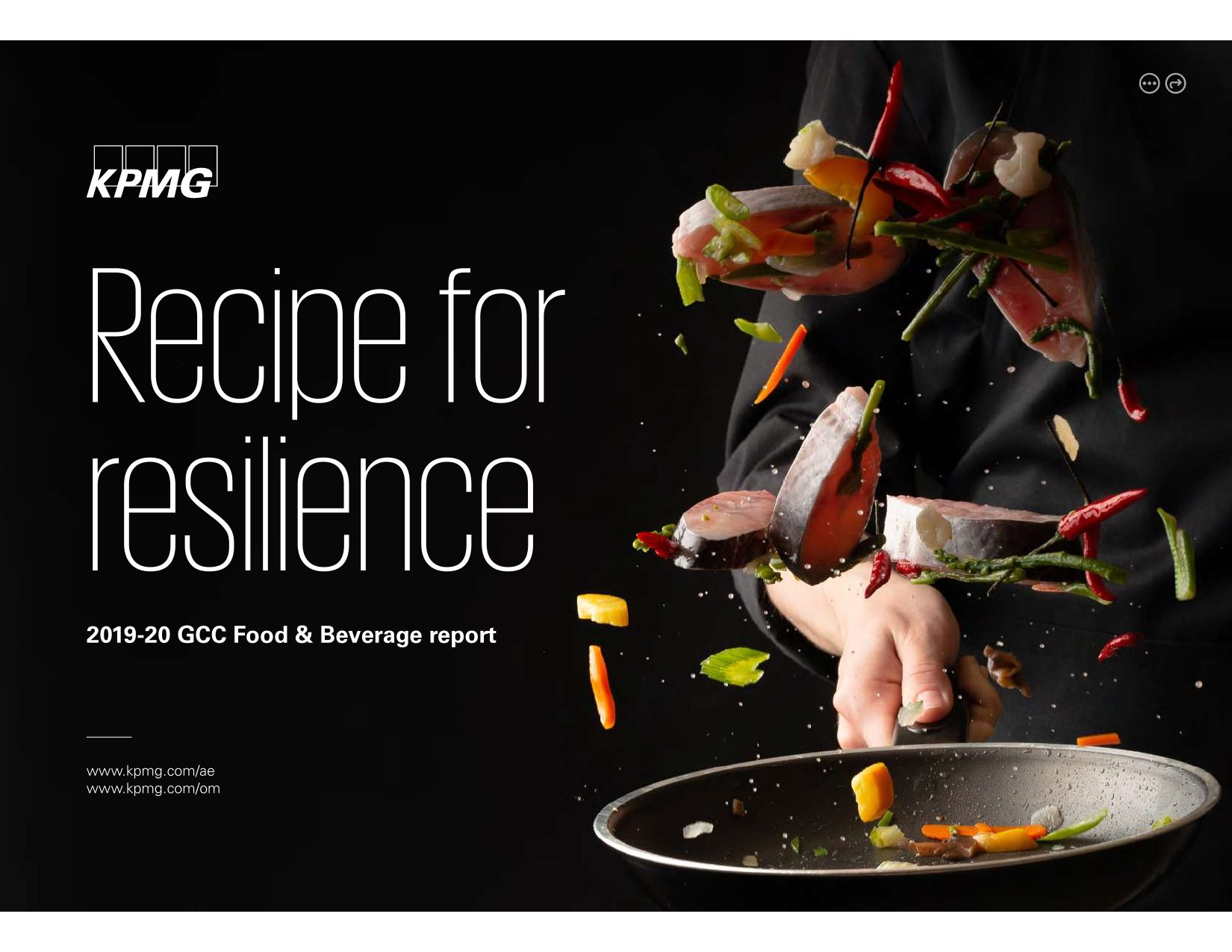 "<span itemprop=""name"">Recipe for resilience Food & Beverage report</span>"